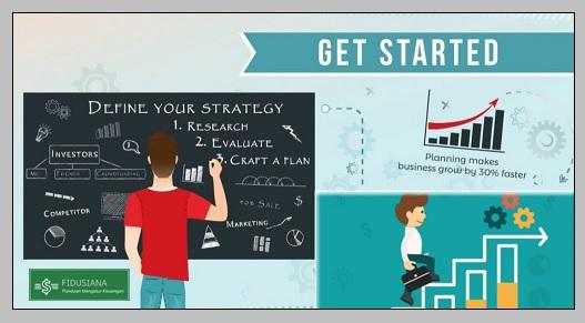 perencanaan yang matang menghasilkan peningkatan bisnis yang baik