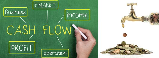 Aliran uang harus berputar dengan cepat namun tetap teratur sesuai dengan pos yang dibutuhkan