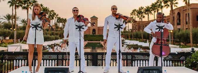 Jasa pemusik untuk mengiringi pernikahan dapat menelan biaya setara UMR