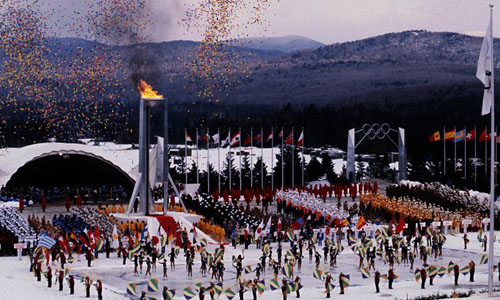 Lake Placid saat Olimpiade (Bukan Sebuah Film Tentang Buaya Raksasa yang Lepas)