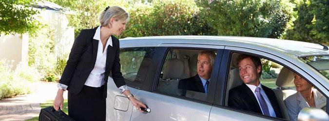 Menjemput sendiri anggota keluarga yang jauh dapat menghemat biaya transportasi