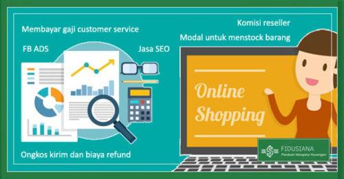 Panduan Lengkap Cara Mengatur Keuangan Online Shop yang Mudah untuk Dimengerti