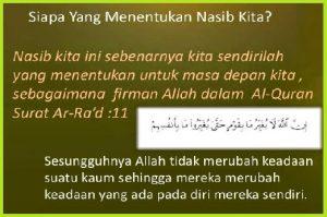 Penyebab Miskin Menurut Islam Dapat Diatasi dengan Memahami Surat Ar-Ra d 11