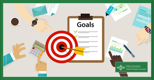 Penting Menentukan Goal atau Target Omset Penjualan